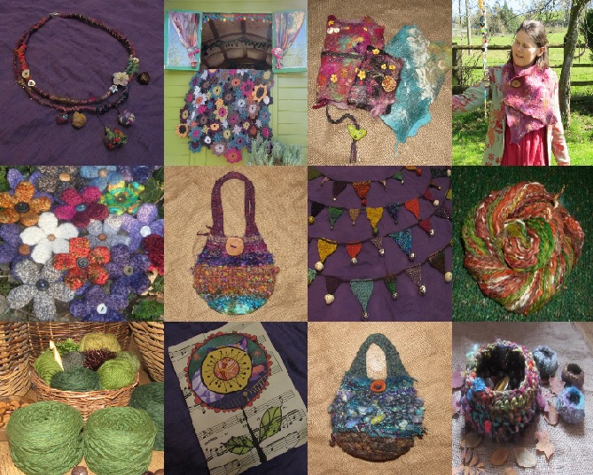 Craft Workshops Craft Classes Wales Creative Holidays Retreats Breaks Crochet Felting Jewellery 1