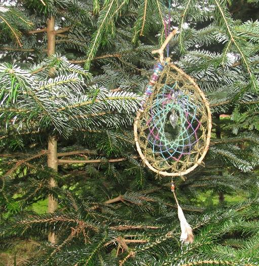 Wild Woodland Weaving 3